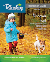 Tillsonburg Fall 2018 Programs and Services Guide