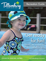 Tillsonburg Spring and Summer 2017 Programs and Services Guide